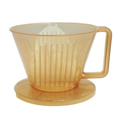 咖啡粉濾杯-2~4杯-2入組