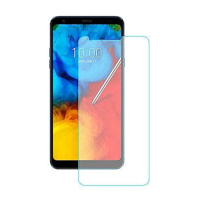 【SHOWHAN】LG/Q Stylus+ 9H鋼化玻璃0.3mm疏水疏油抗指紋保護貼