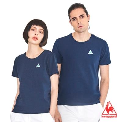法國公雞牌短袖T恤 LWL2310539-中性-藏青