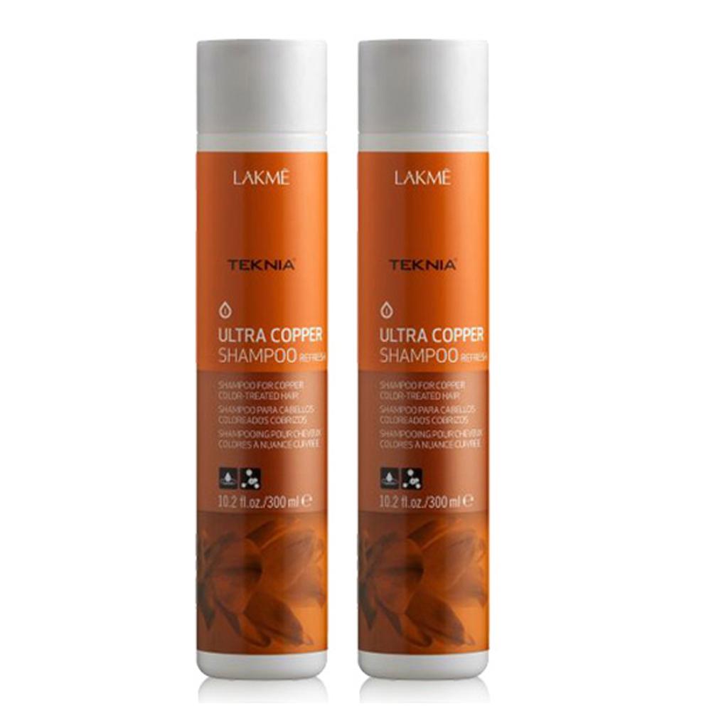 LAKME萊肯  銅調洗髮精300ml (2入)