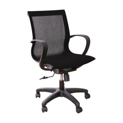 韓菲-亞曼達美型強力特網辦公椅DIY-57x55x90~100cm(兩色可選)