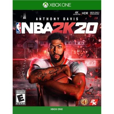 (預購) NBA 2K20 -XBOX ONE中文一般版