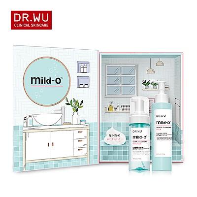 DR.WU 溫和潔淨限量禮盒