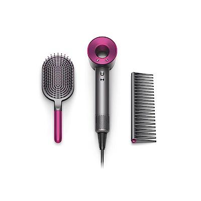 Dyson Supersonic 吹風機 附專用按摩髮梳及順髮梳 雙梳