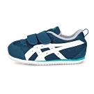 ASICS 小童運動鞋 MEXICO NARROW BABY 4 藍綠白