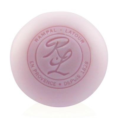 南法香頌歐巴拉朵 甜杏仁油香皂-法國玫瑰6顆(150g/顆)