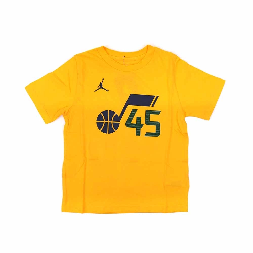 NIKE NBA Statement Edition 兒童 短袖上衣 爵士隊 Donovan Mitchell