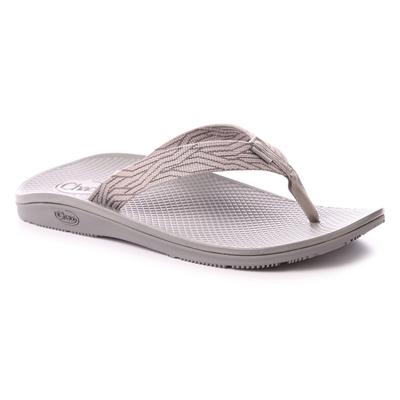美國Chaco。男 CLASSIC FLIP夾腳拖鞋CH-CFM01HH21 (蛇紋灰)