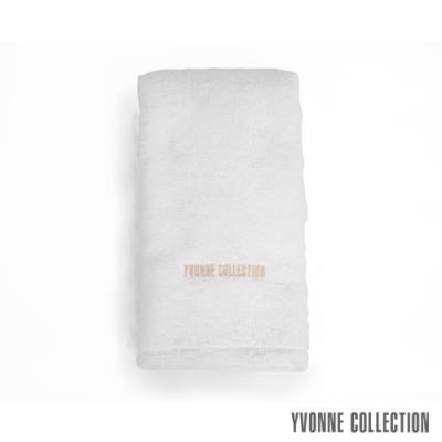 Yvonne Collection 棉柔長毛巾-潔淨白