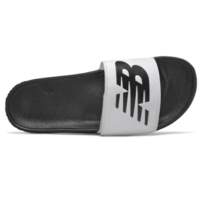 New Balance 涼鞋 拖鞋 SMA200W1 男女鞋 白