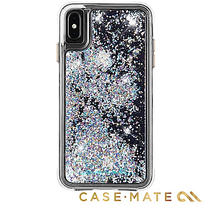 美國Case-Mate iPhone XS Max Waterfall 防摔保護殼-彩虹