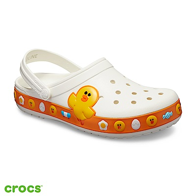 Crocs 卡駱馳 (中性鞋)LINE聯名卡駱班 205791-100