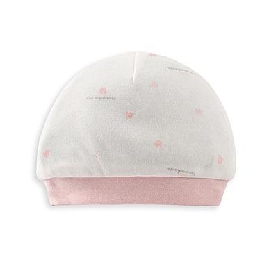 les enphants 精梳棉系列小象嬰幼兒帽子(共2色)