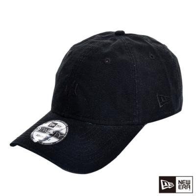 NEW ERA 9TWENTY 920 mini logo 洋基 黑/黑 棒球帽