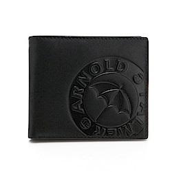 Arnold Palmer- 中翻短夾  BATMEN系列 -黑色