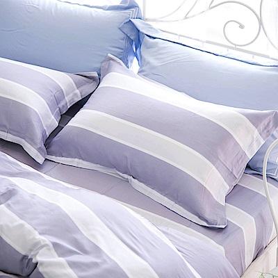 OLIVIA Samantha 標準雙人床包歐式枕套三件組 300織天絲TM萊賽爾 台灣製