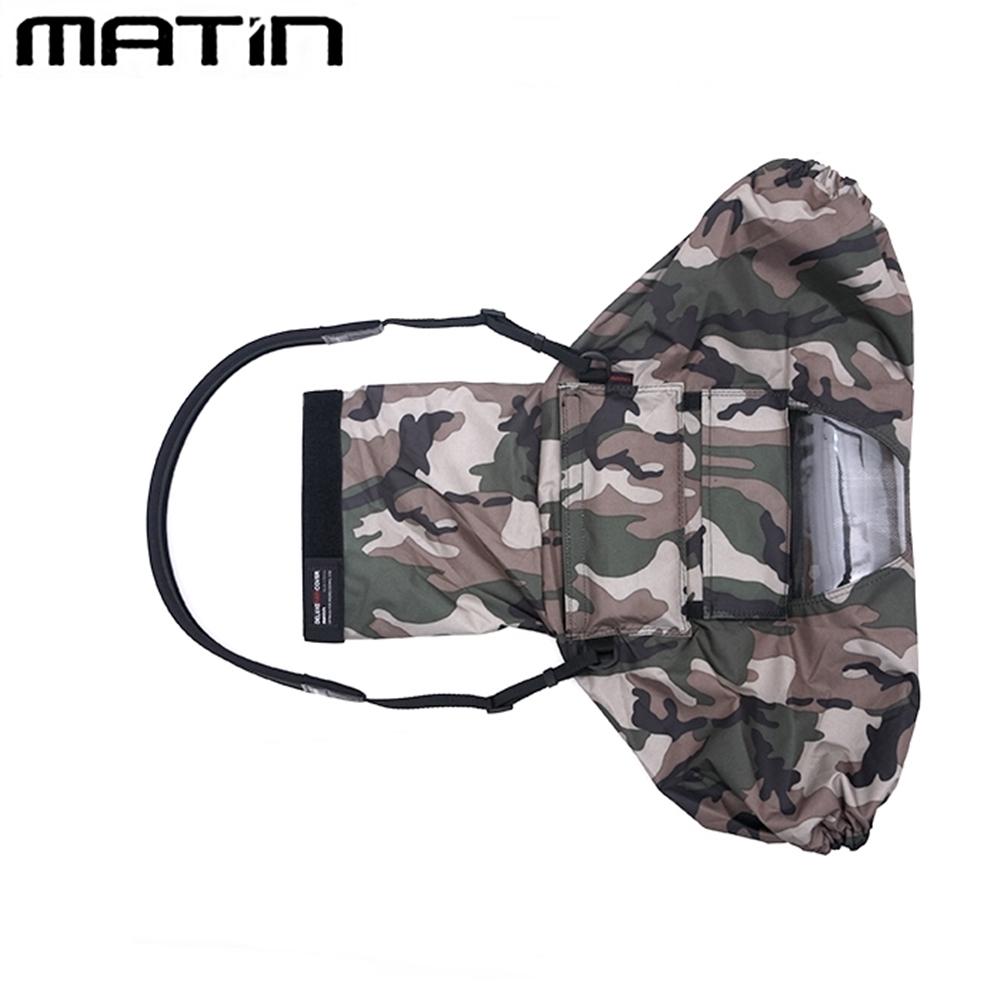 韓國品牌馬田Matin 單眼相機雨衣M-7101