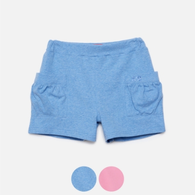 WHY AND 1/2 棉質萊卡短褲 多色可選 5Y ~ 10Y