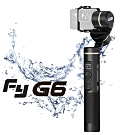 FEIYU 飛宇 G6 運動攝影機三軸穩定器 (公司貨) GoPro