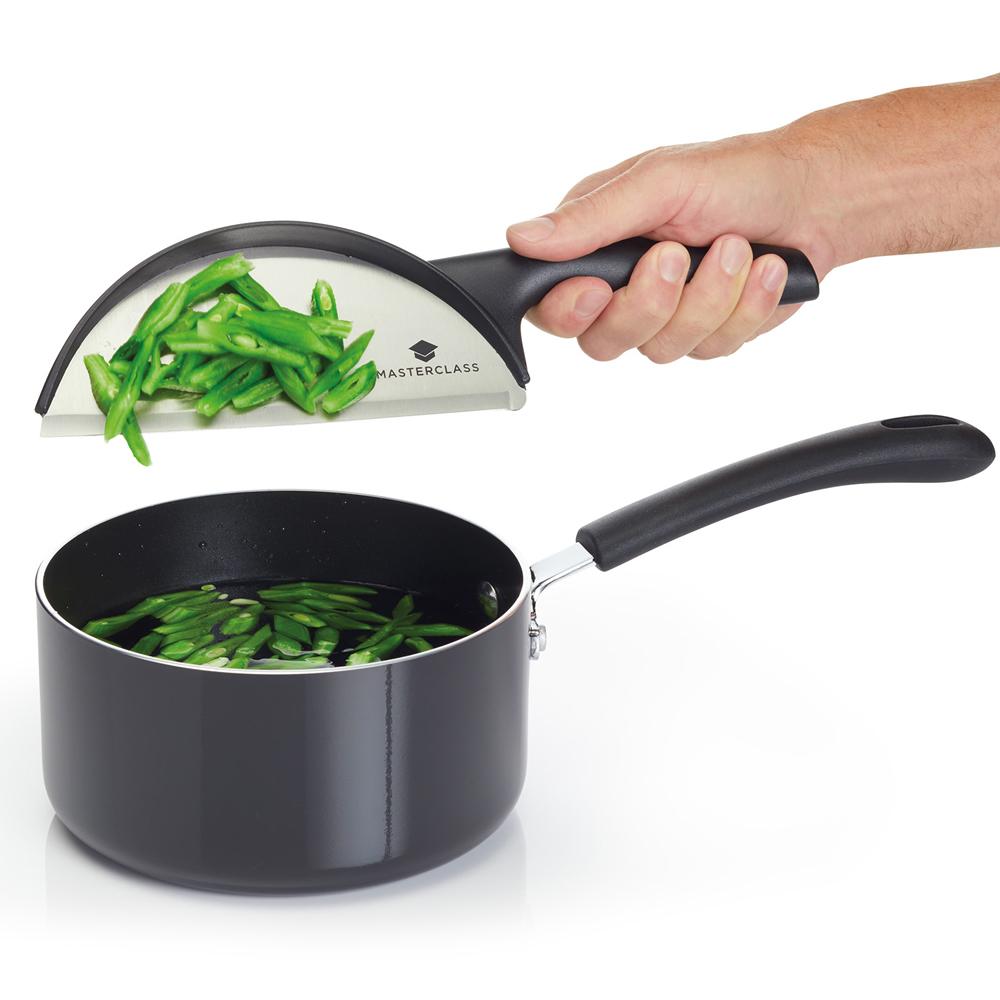 《Master》多功能不鏽鋼蔬果刀(18.7cm)