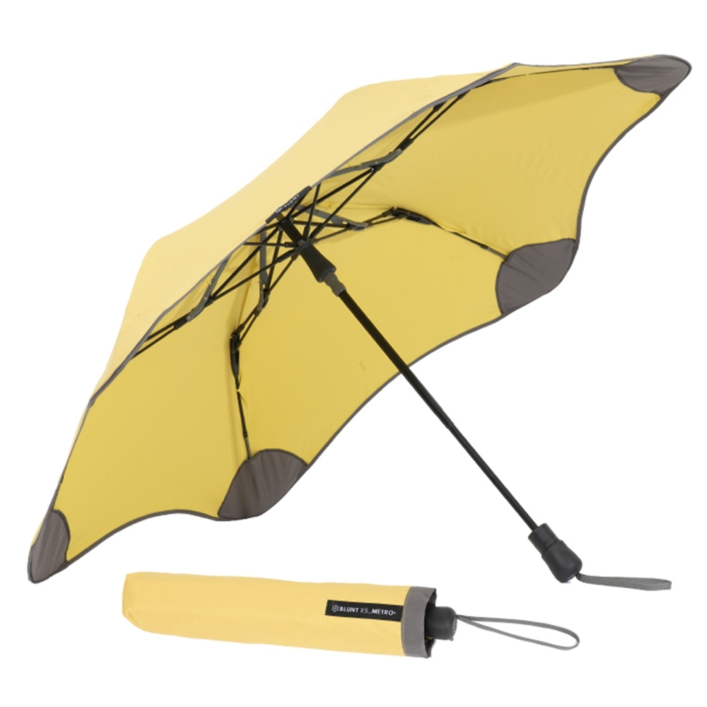 BLUNT XS_METRO UV+ 美人折傘-糖果黃