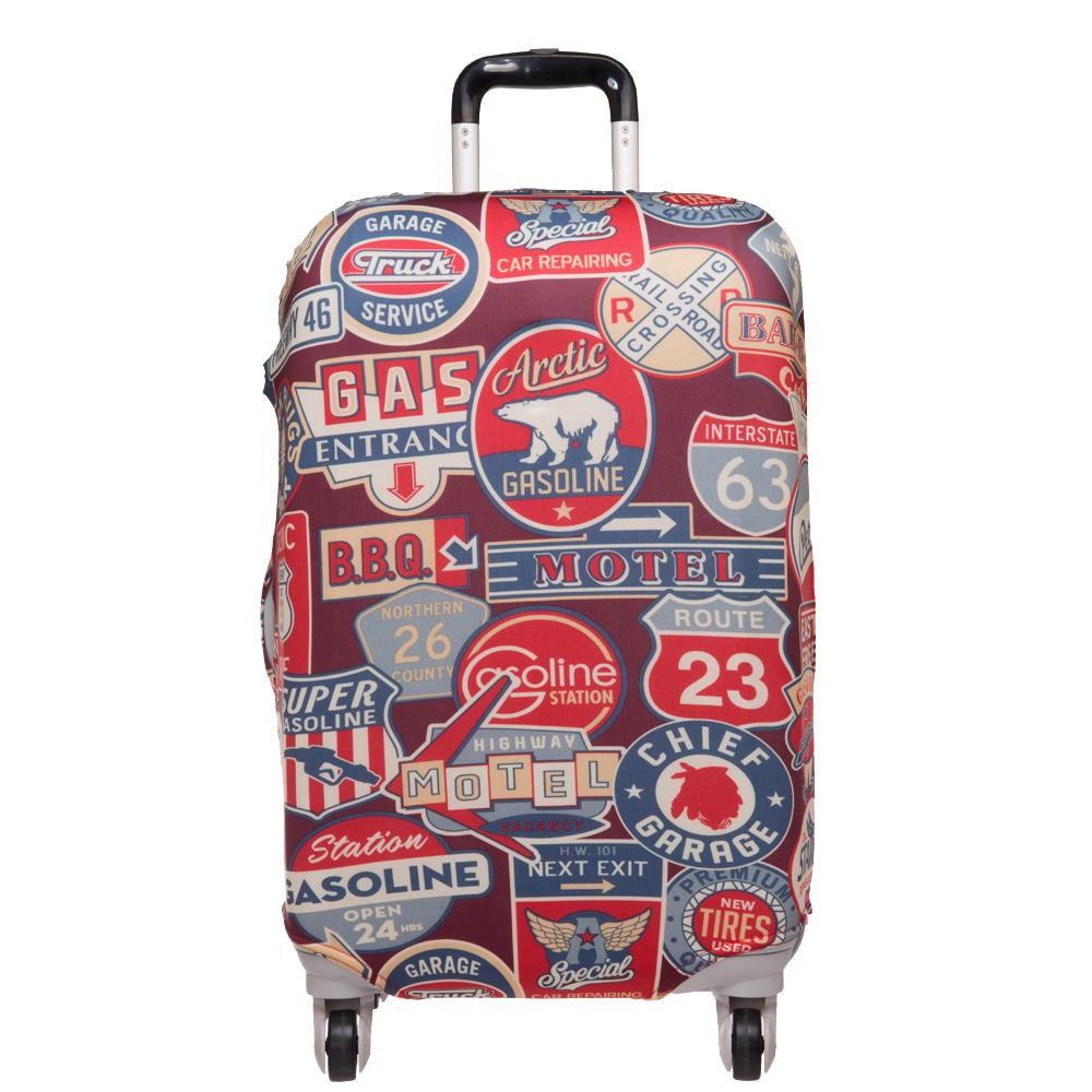 行李箱保護套-路牌-M ODS16B08MRS