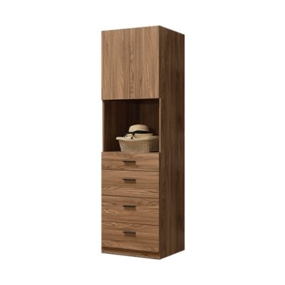 H&D 亞伯斯2尺四抽衣櫃