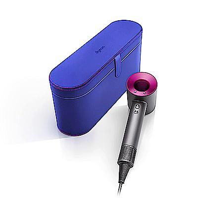 Dyson Supersonic™ 吹風機 桃紅色 (附藍色精裝收納盒)