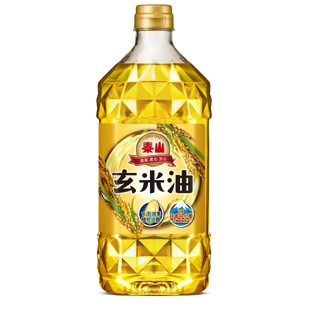泰山 玄米油(1500ml)