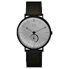 ZOOM HALO 砂漠光暈腕錶 - 礦灰 / 43mm