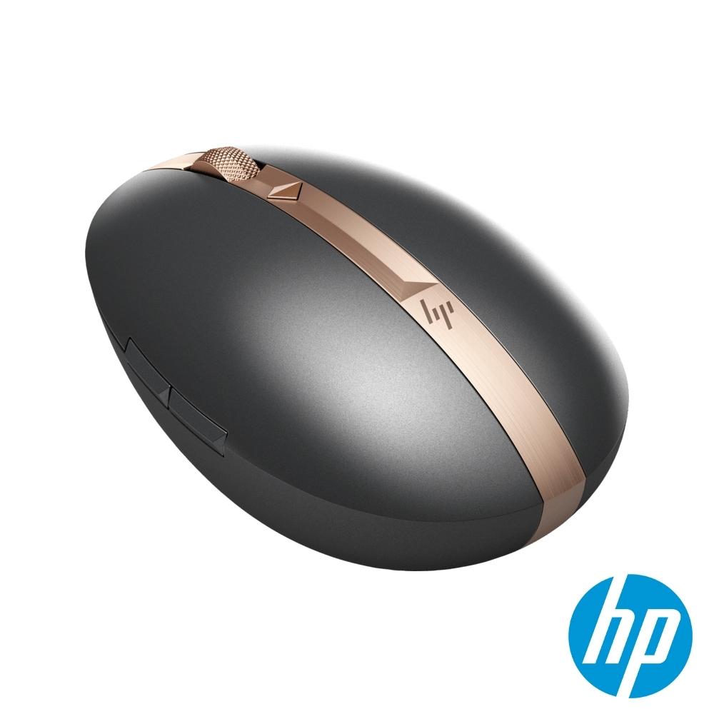 HP Spectre 700 可充電無線滑鼠(黑金特仕)