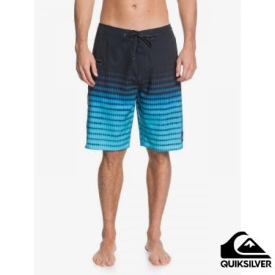 【QUIKSILVER】HIGHLINE UPSURGE 21 衝浪褲 藍色