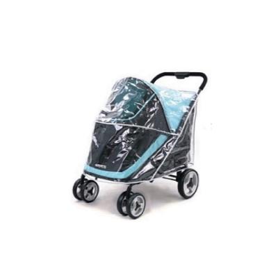 Gen7pets-推車用雨罩D(大型寵物推車)