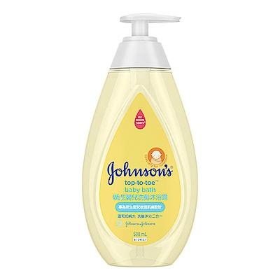 嬌生嬰兒 洗髮沐浴露500ml(全新升級)