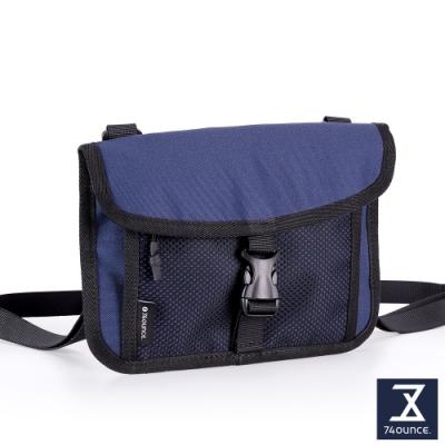 74盎司 MOBILE 橫式行動小包(小)[G-1061-MO-M]藍