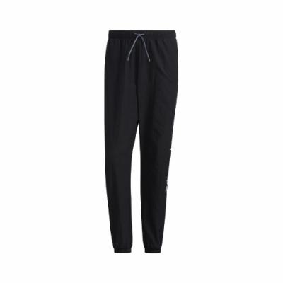 adidas 長褲 WRD WOV Pants 男款 愛迪達 縮口褲 穿搭 口袋 網布內裡 黑 灰 GL8679