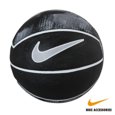NIKE耐吉 NIKE LEBRON PLAYGROUND 7號籃球(黑底白勾)
