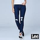 Lee 9分中腰緊身窄管牛仔褲/BO