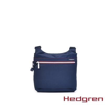 Hedgren INNER CITY休閒貼身 側背包 紅白藍