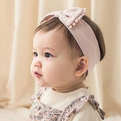 Happy Prince韓國製 Benita女嬰兒童蝴蝶結髮帶