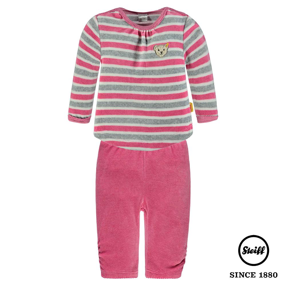 STEIFF德國精品童裝 二件式 長袖上衣+褲子(套裝)