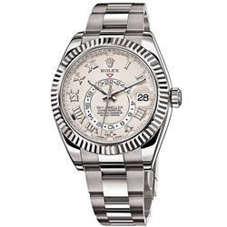 ROLEX 勞力士 326939 Sky-Dweller18K白金年曆錶-42mm