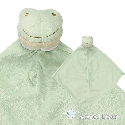 Angel Dear 動物嬰兒安撫巾 (小青蛙)