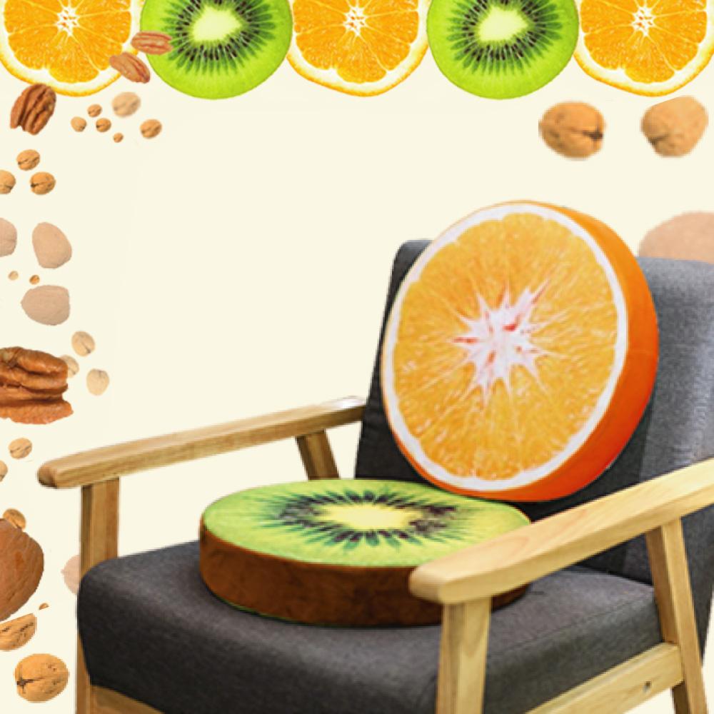 lemonsolo 超人氣日本療癒水果坐墊