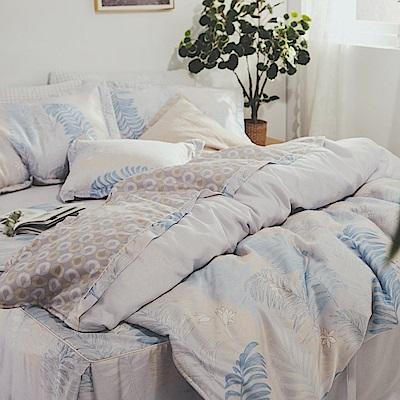 絲薇諾 MIT40支天絲 仲夏嵐歌 雙人五件式-床罩組