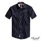Roush 基本款高磅數牛津布短袖襯衫(5色)
