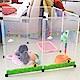 寵物貴族 日系正品高質感寵物柵欄/寵物圍欄(清新雲朵最新款-2組) product thumbnail 1