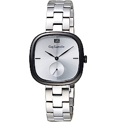 姬龍雪Guy Laroche Timepieces現代極簡時尚女錶(LW5045B-21)