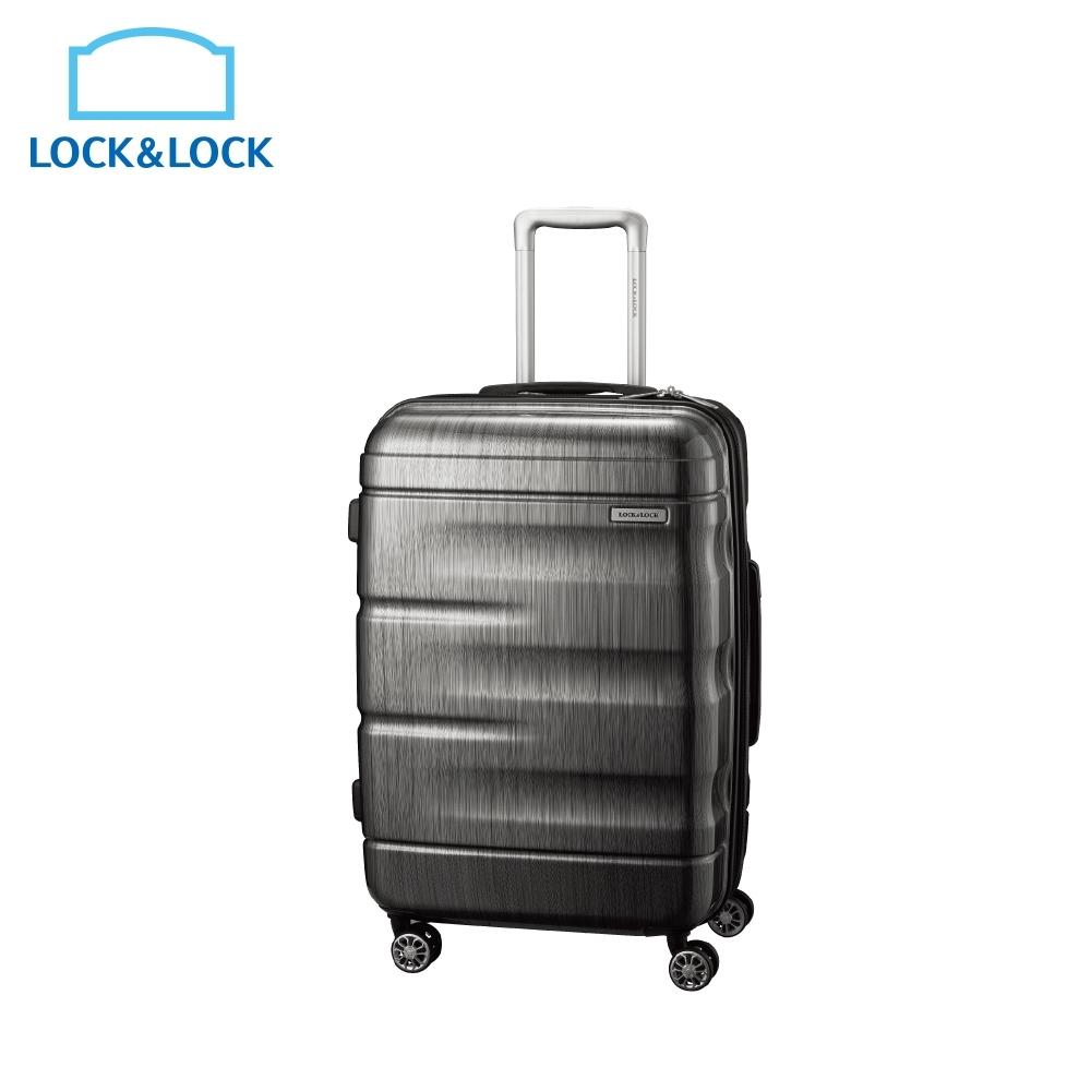 樂扣樂扣行李箱20吋/時尚黑