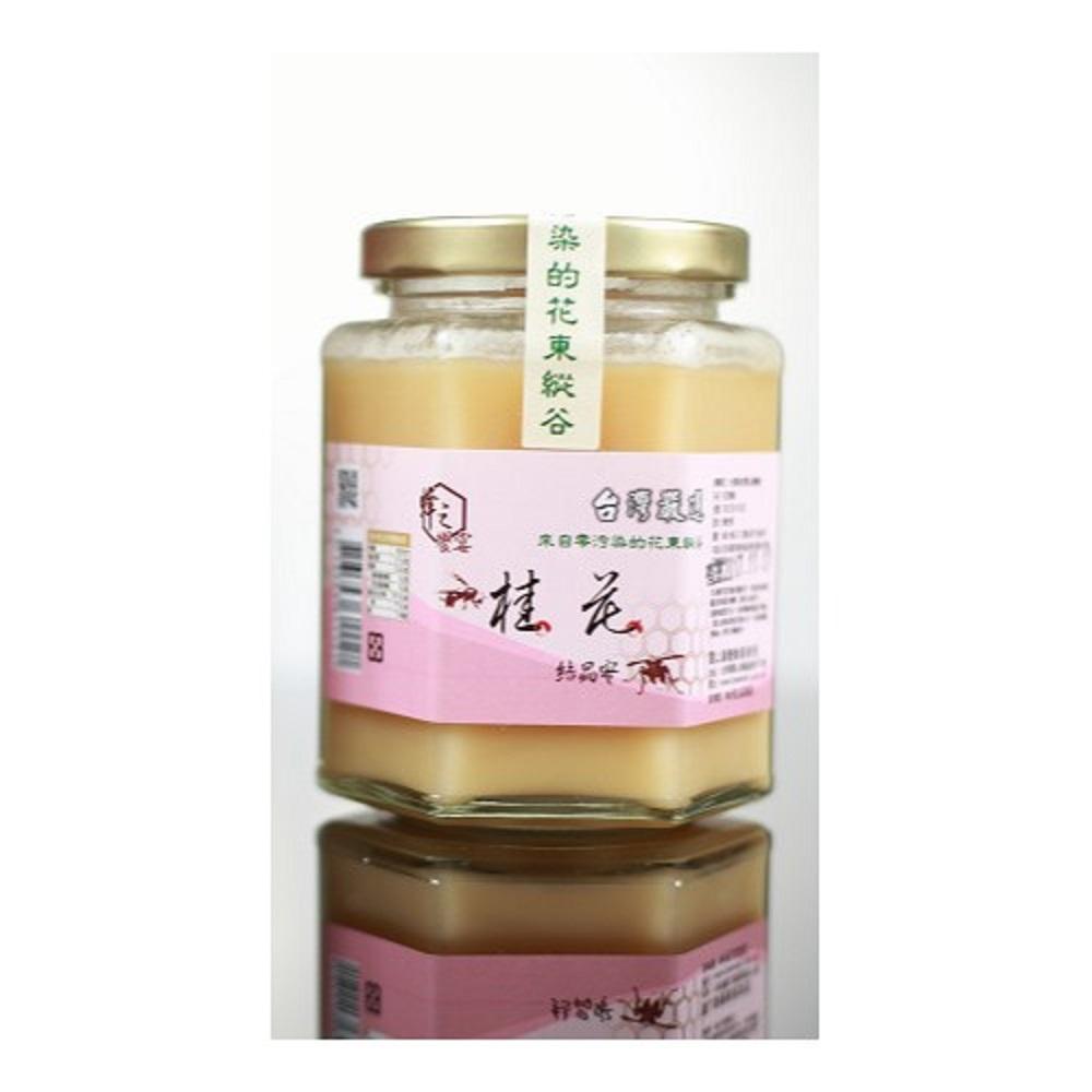 蜂之饗宴 桂花蜂蜜 結晶蜜(320g)
